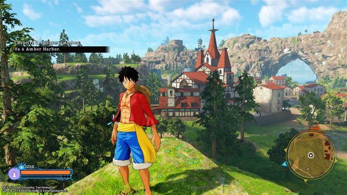 image gameplay one piece world seeker
