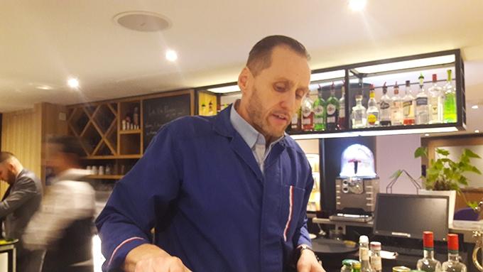 image du mixologiste stephen martin