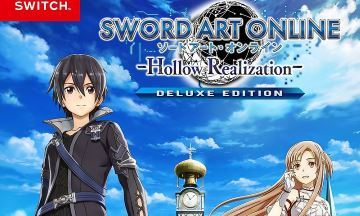 image sword art online hollow realization deluxe edition