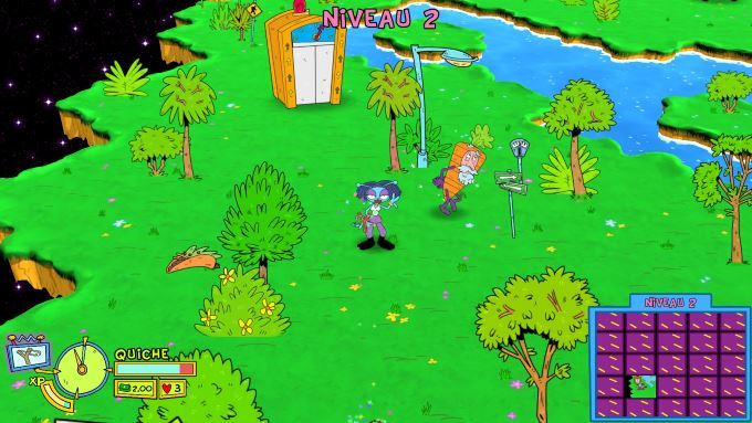 image gameplay toejam and earl back groove