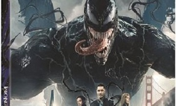 image article venom blu ray