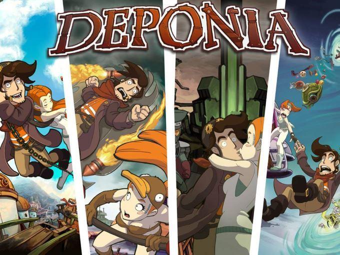 image artwork deponia