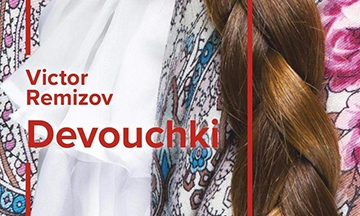 image gros plan couverture devouchki de victor remizov éditions belfond