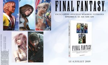 image final fantasy encyclopedie volume 2