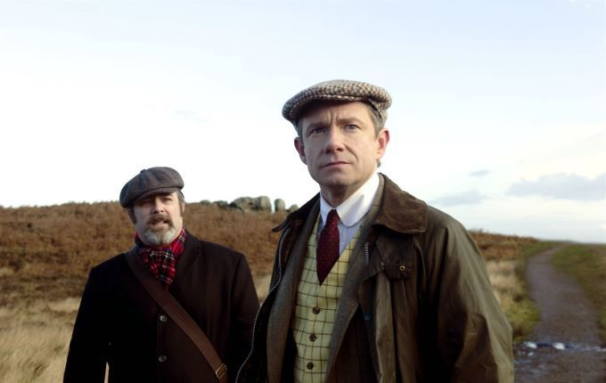 image martin freeman ghost stories