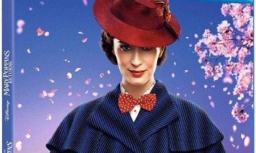 image article blu ray le retour de mary poppins