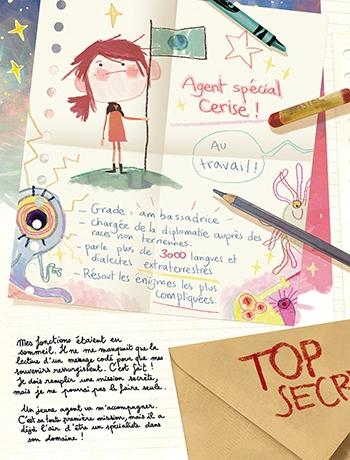 image planche 4 les carnets de cerise et valentin éditions soleil collection métamorphose