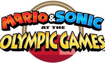 image logo mario et sonic aux jeux olympiques