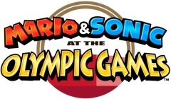 image logo mario and sonic at the olympic games