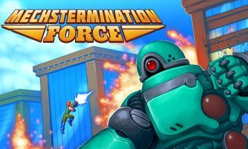 image mechstermination force