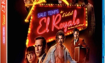 image article blu ray sale temps à l'hotel el royale