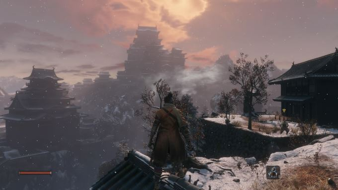 image gameplay sekiro shadows die twice