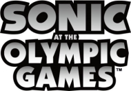 image logo sonic at the olympic games