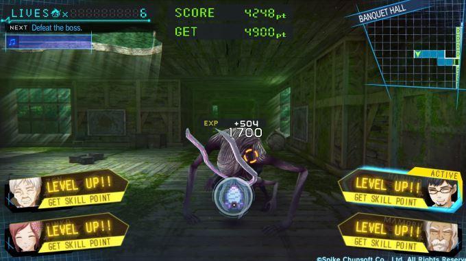 image gameplay zanki zero