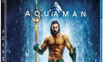 [Test - Blu-ray] Aquaman - Warner Bros