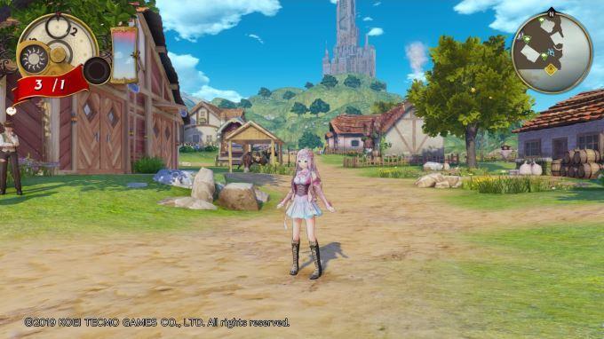 image gameplay aelier lulua
