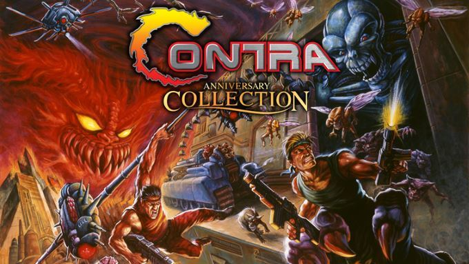 image news contra anniversary collection