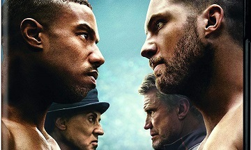 image article blu ray 4k creed II