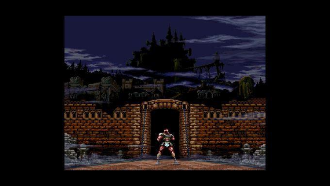 image super castlevania 4