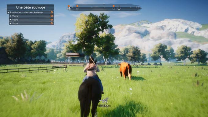 image gameplay whisper ari la cavaliere intrepide