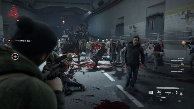image gameplay world war z