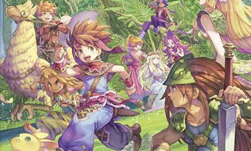 image nintendo switch collection of mana