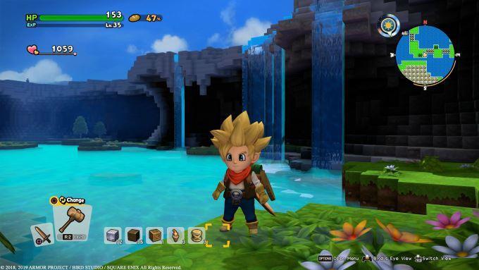 image preview dragon quest builders 2
