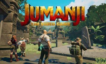 image jumanji le jeu video