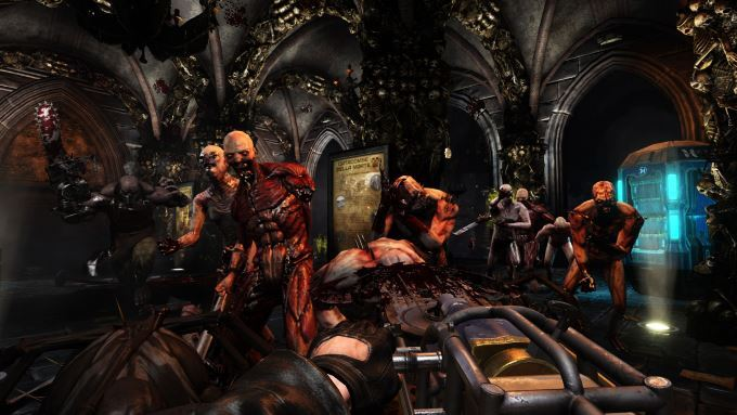 image test killing floor double feature