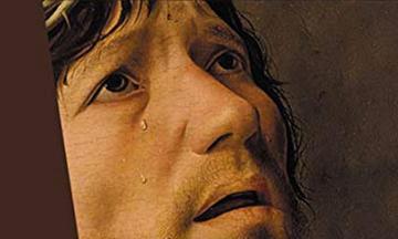 image gros plan couverture la licorne de dürer de michael stampe éditions dacres