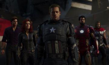 image news marvel's avengers