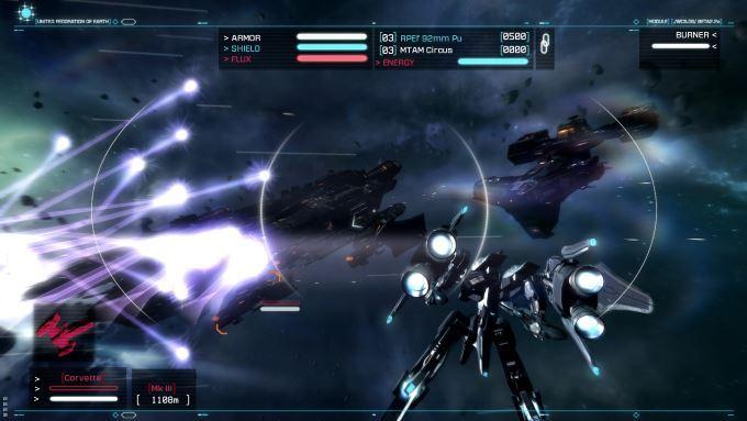 image gameplay strike suit zero