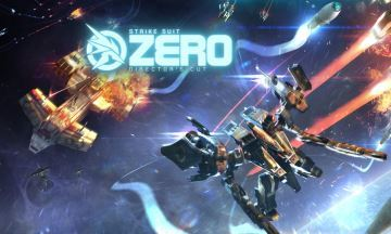 image nintendo switch strike suit zero