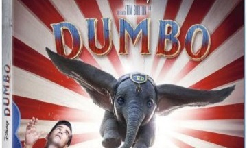 [Test - Blu-ray] Dumbo - Walt Disney France
