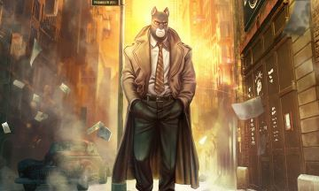 image blacksad under the skin