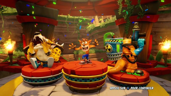 image test crash team racing nitro fueled