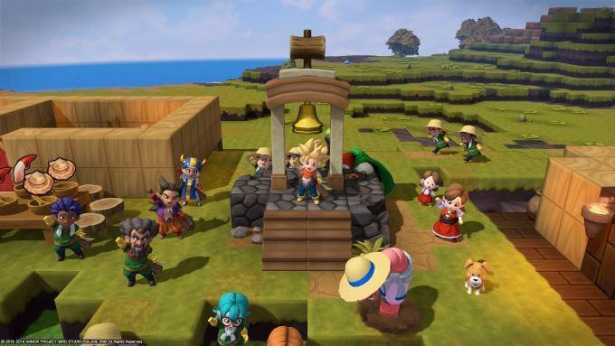 image village dragon quest builders 2
