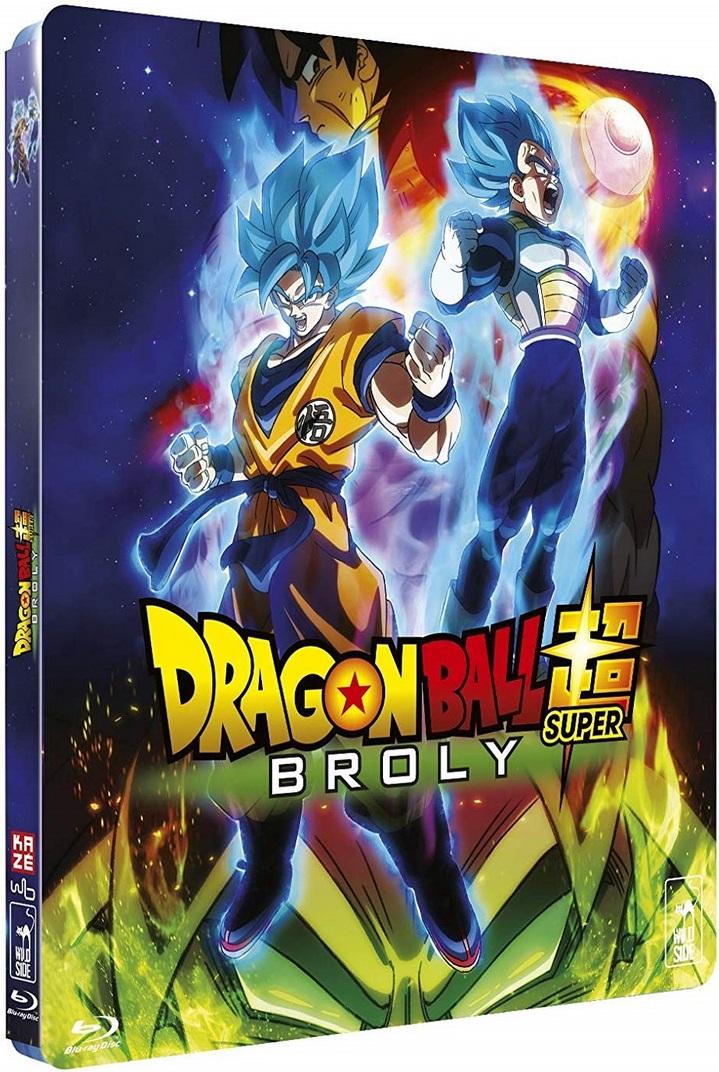 52f65bad309 [Test - Blu-ray] Dragon Ball Super : Broly - Wild Side Video