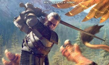 image l'ascension de the witcher