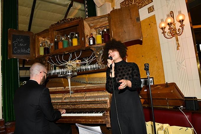 image soirée pianococktail boris vian aux deux magots