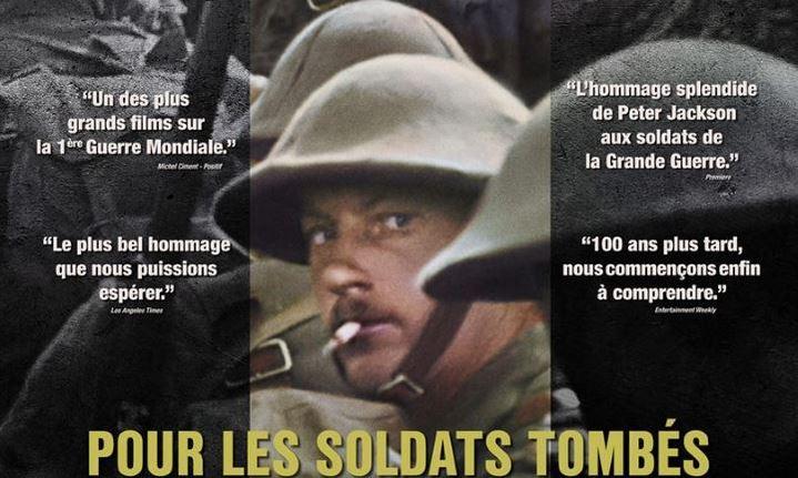 image pour les soldats tombes