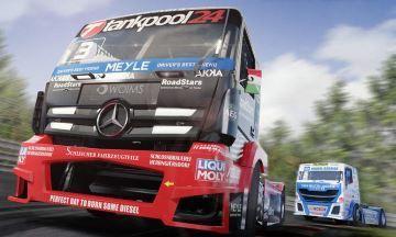 image truck racing