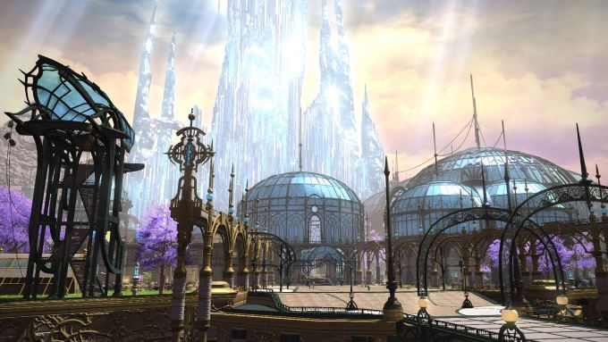 image mmorpg final fantasy xiv shadowbringers