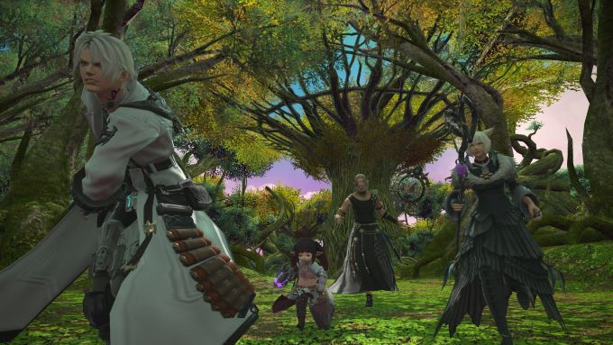image square enix final fantasy xiv shadowbringers
