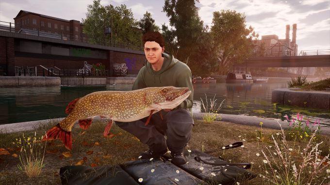 image gameplay fishing sim world