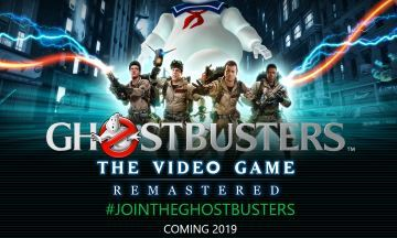 image logo ghostbusters the video game remastered