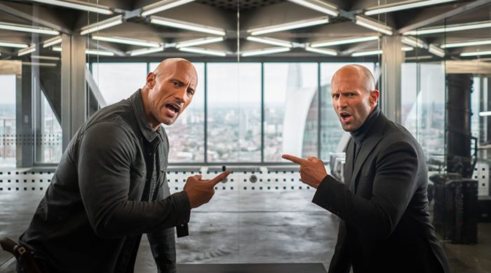 image dwayne johnson jason statham hobbs and shaw fast and furious