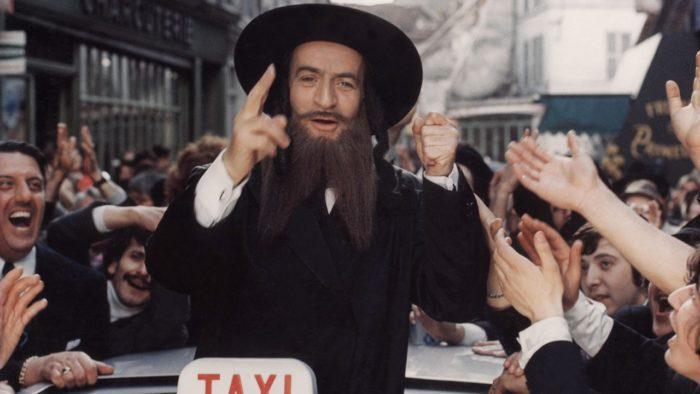 image louis de funès les aventures de rabbi jacob