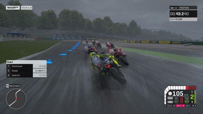 image gameplay motogp 19