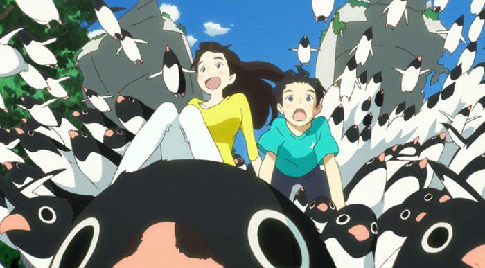 image Hiroyasu Ishida le mystères des pingouins